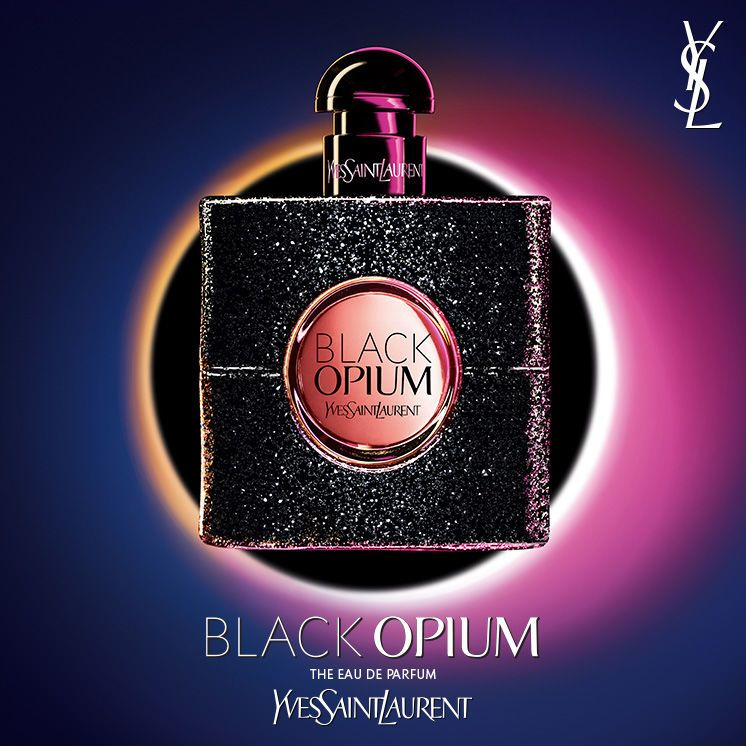 FREE Sample of YSL Black Opium...